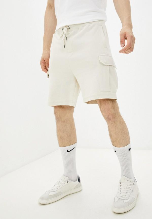 мужские спортивные шорты strellson, бежевые