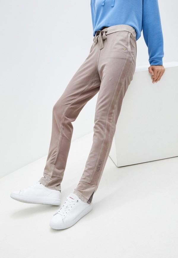 женские спортивные брюки joop!, бежевые