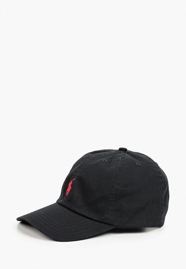 бейсболка polo ralph lauren малыши, черная