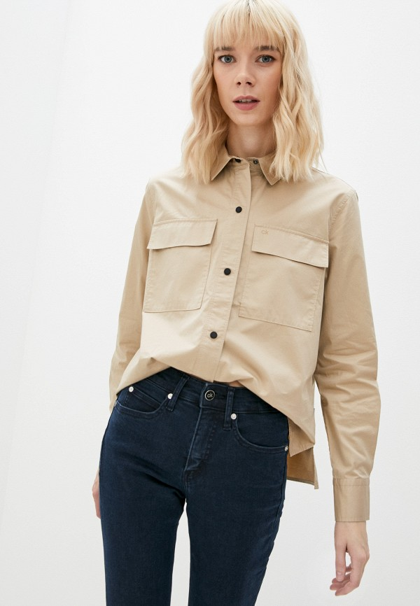 Рубашка Calvin Klein RTLAAM028301G340