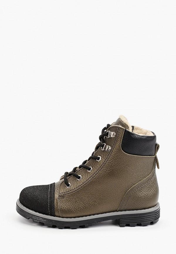 ботинки tapiboo малыши, хаки