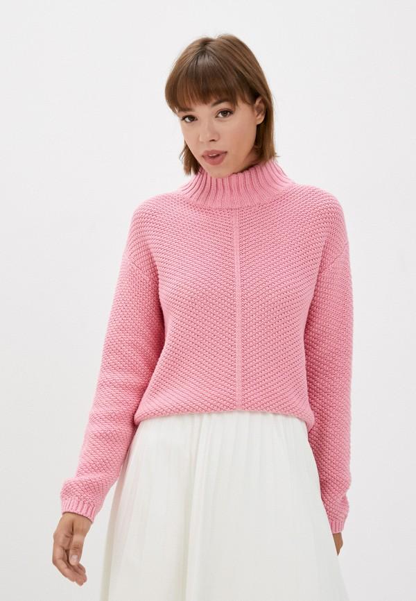 женский свитер s.oliver, розовый