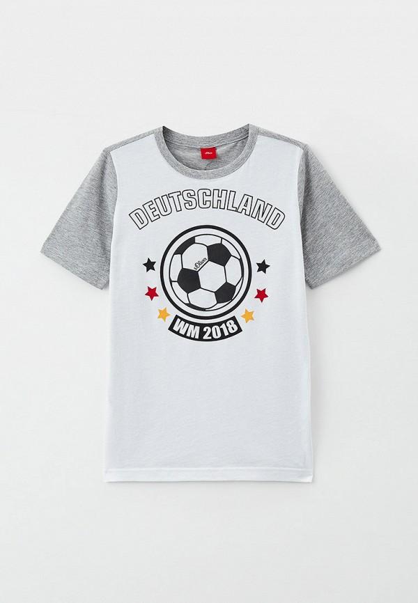 Футболка QS by s.Oliver RTLAAM041702INXL