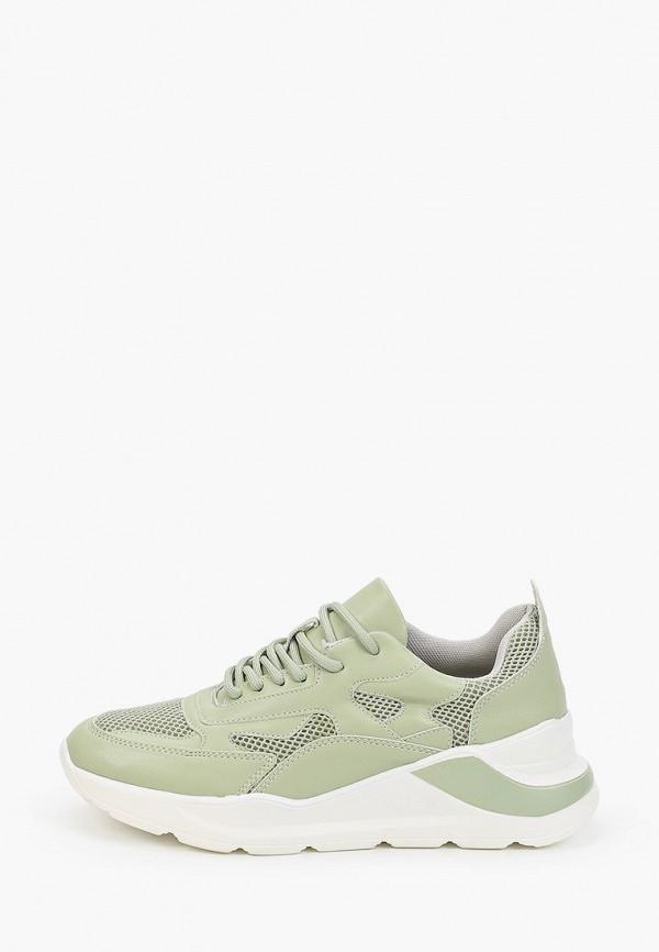 женские низкие кроссовки vivian royal, зеленые
