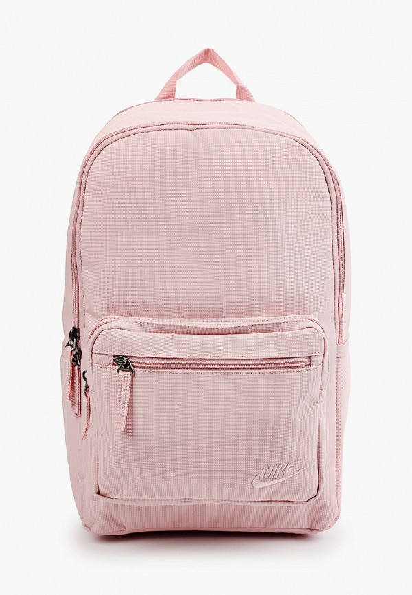 женский рюкзак nike, розовый