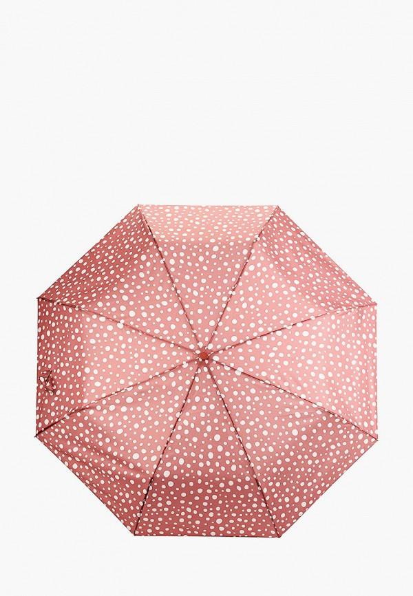 женский зонт mango, коричневый