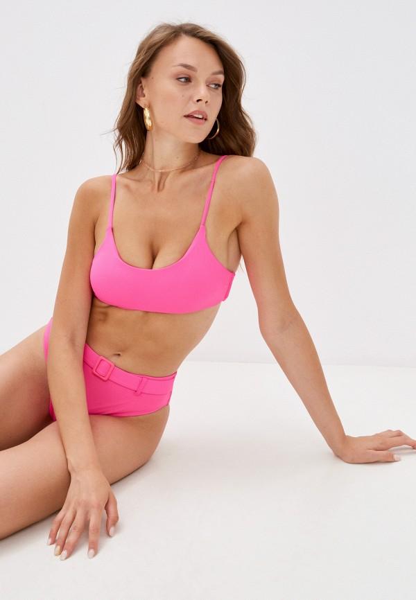 женский купальник rene santi, розовый
