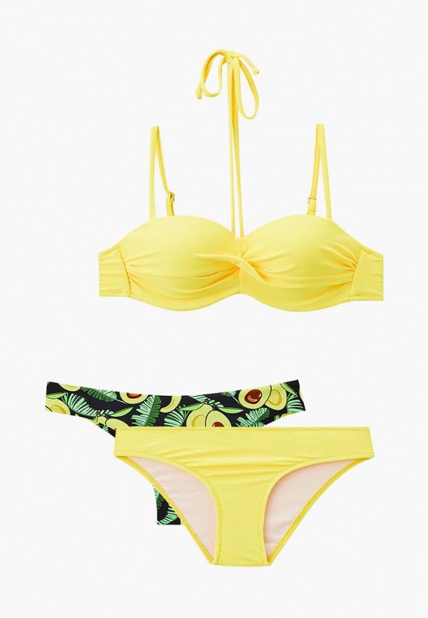 женский купальник rene santi, разноцветный