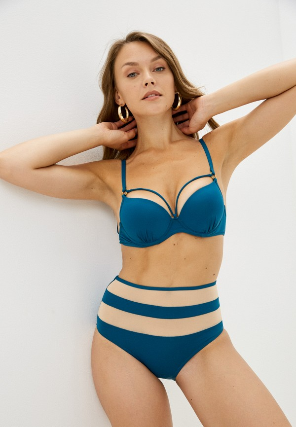 женский купальник winzor, синий