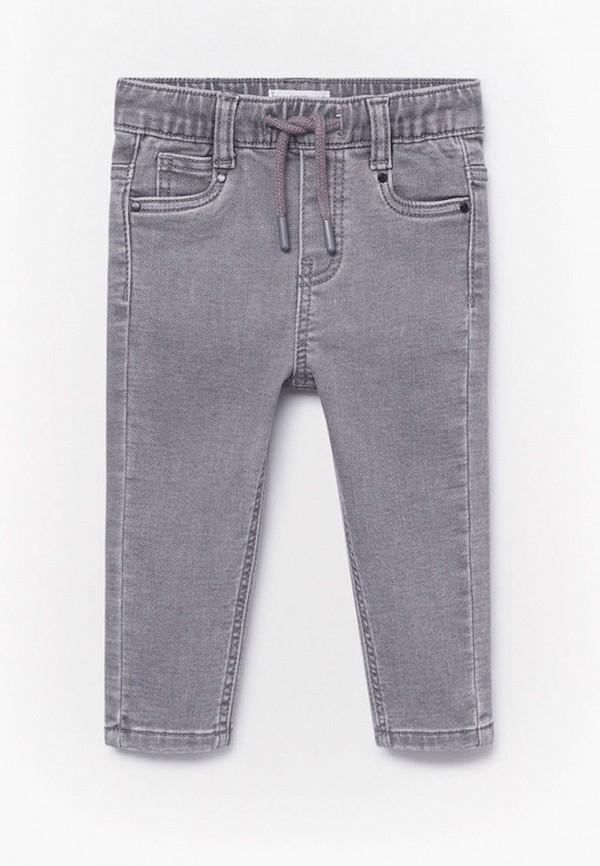джинсы mango kids для мальчика, серые
