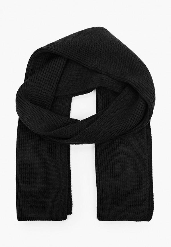 женский шарф adidas, черный