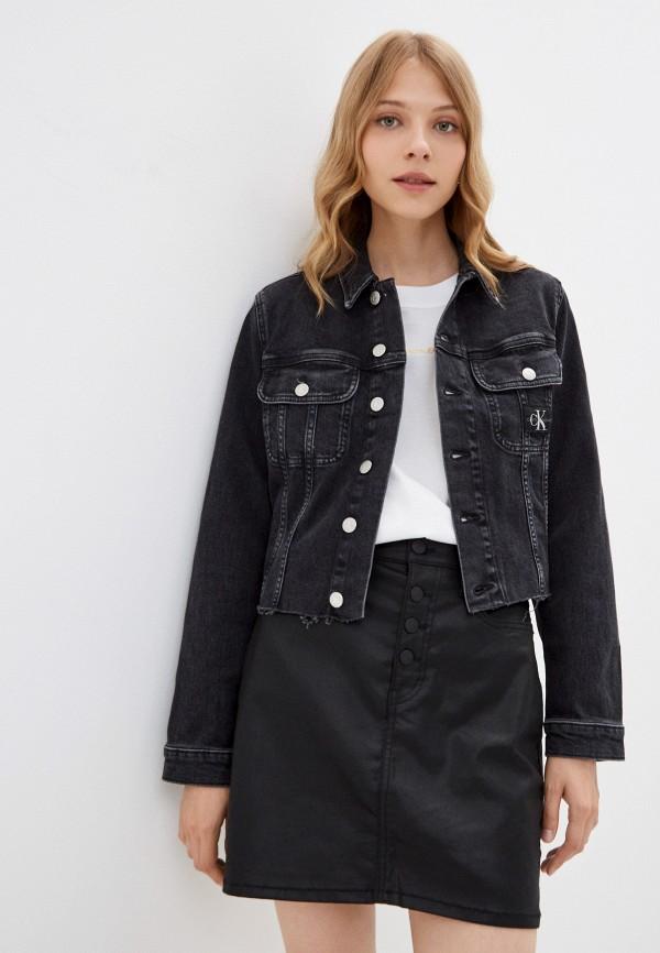 Куртка джинсовая Calvin Klein RTLAAM227501INXS