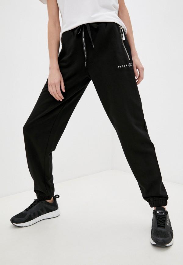 женские спортивные брюки richmond sport, черные