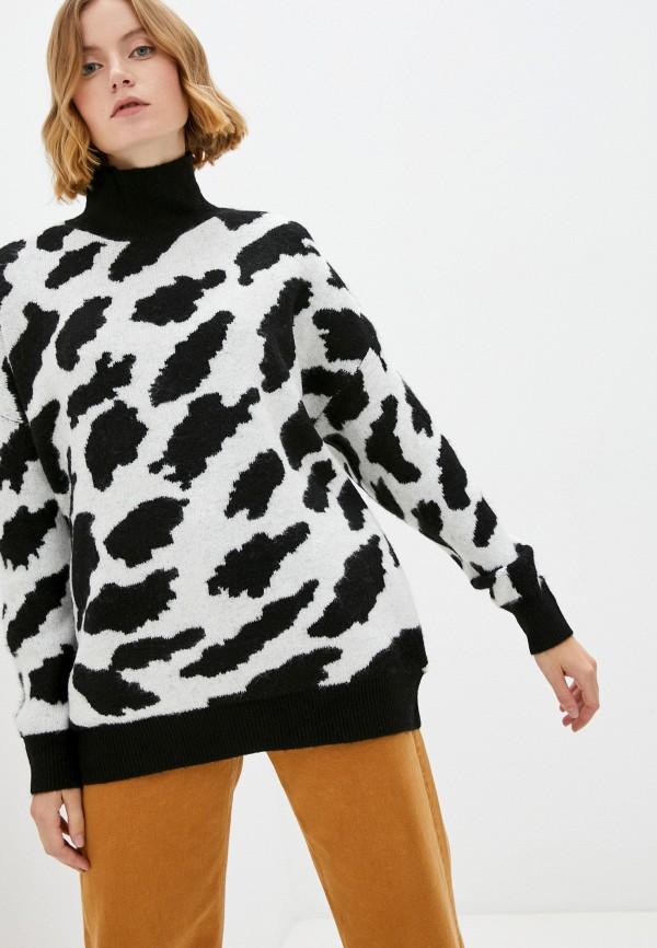 женский свитер silvian heach, разноцветный