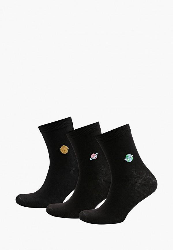 мужские носки trendyol, черные