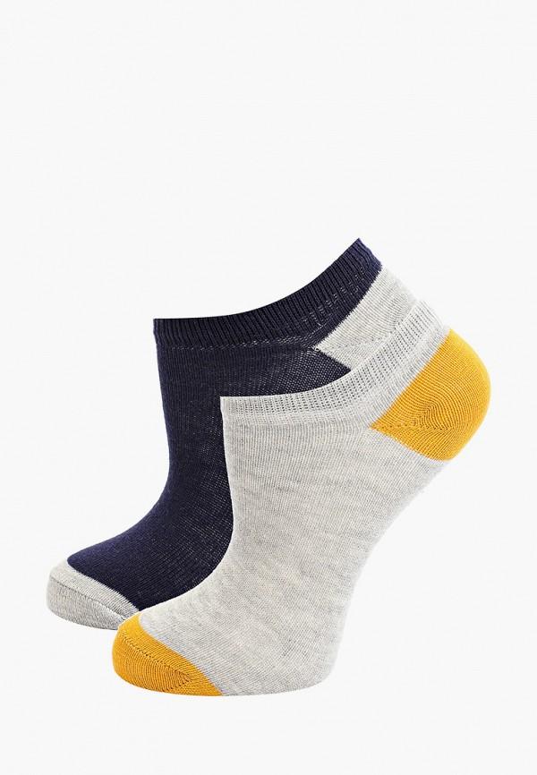 носки mango kids для мальчика, разноцветные