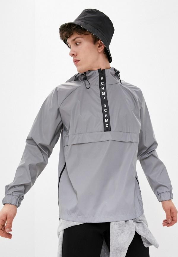 мужская легкие куртка richmond sport, серебряная