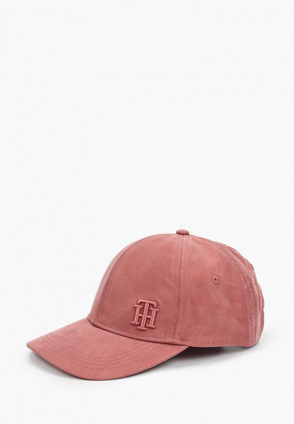 Бейсболка Tommy Hilfiger розового цвета