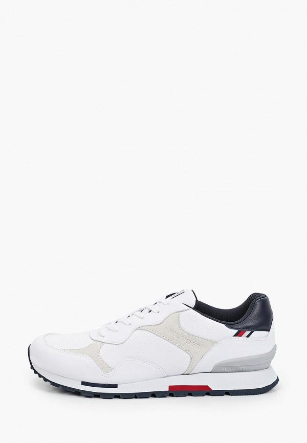 Кроссовки Tommy Hilfiger белого цвета