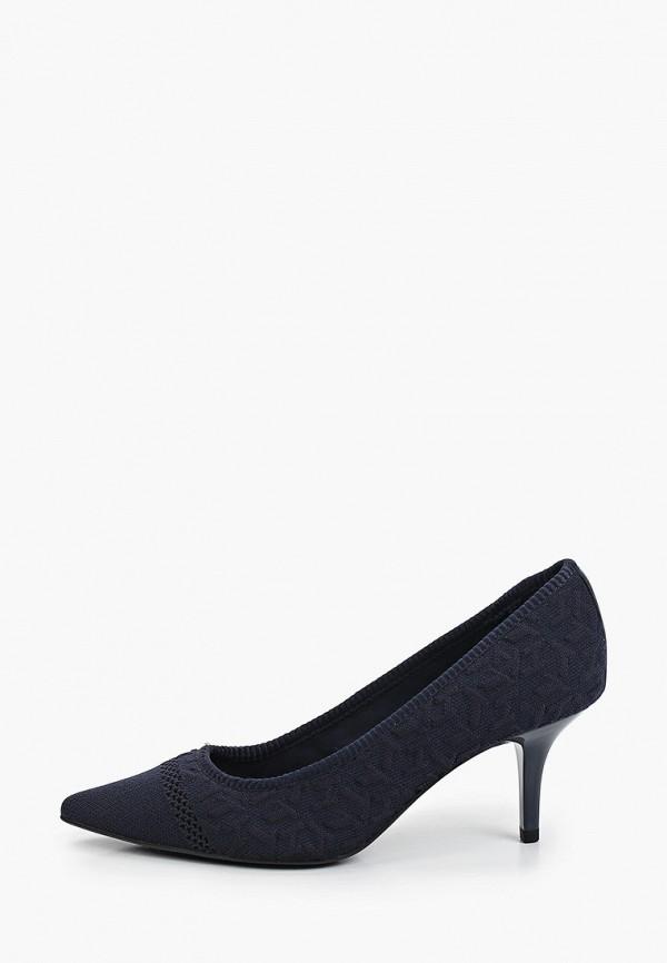 Туфли Tommy Hilfiger синего цвета