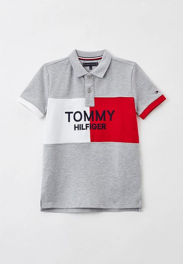 Поло Tommy Hilfiger