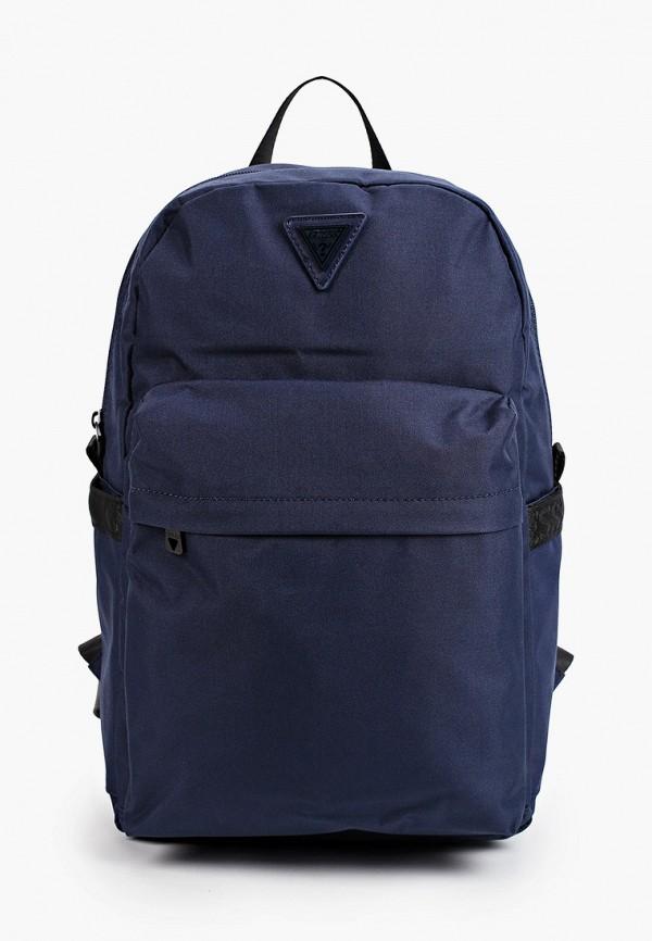 мужской рюкзак guess, синий