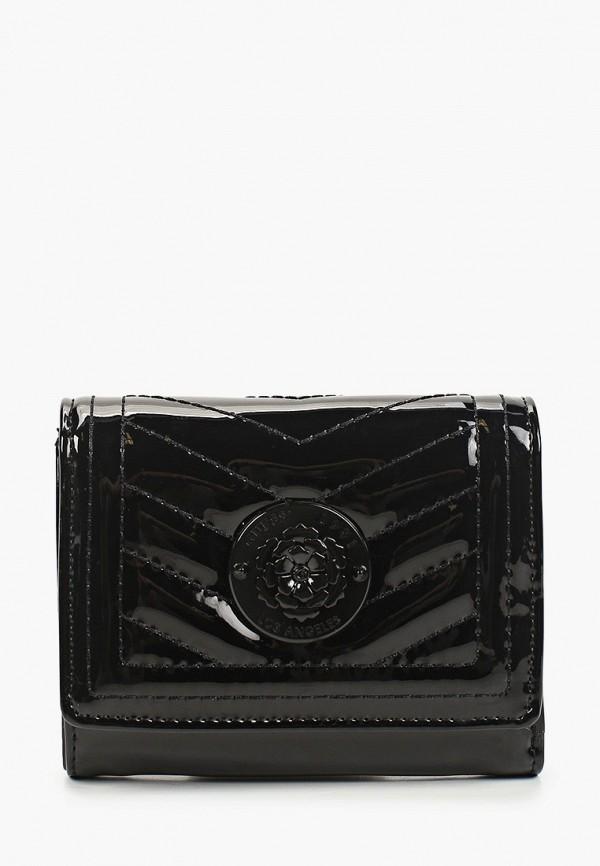 женский кошелёк guess, черный