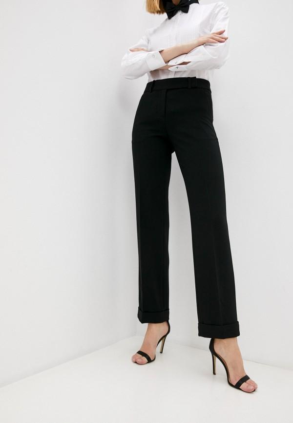 женские классические брюки michael kors, черные