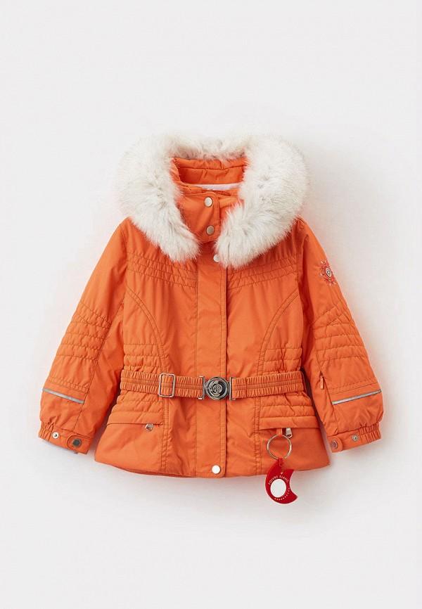 утепленные куртка poivre blanc для девочки