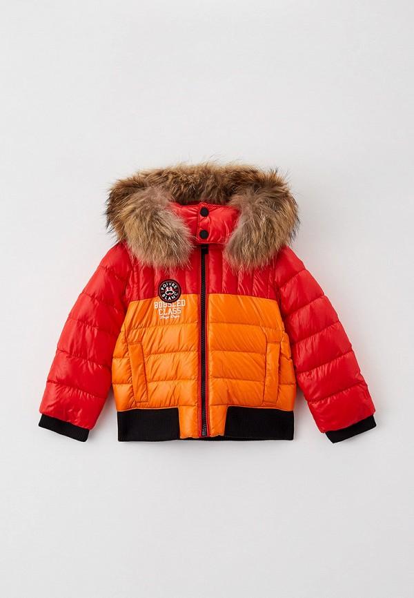 Куртка утепленная Poivre Blanc RTLAAM419601K2Y