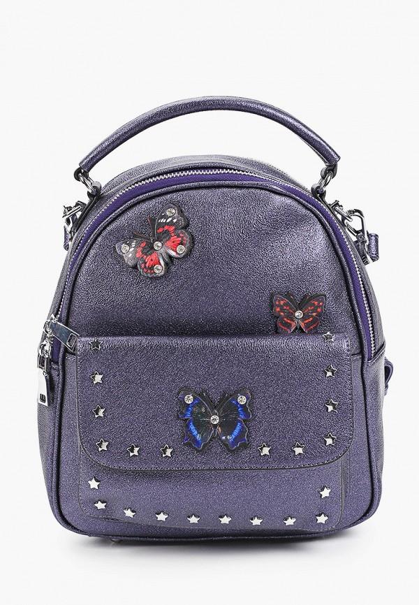 женский рюкзак aaquamarina, фиолетовый