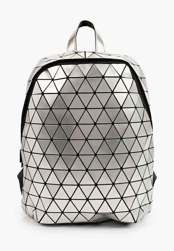 женский рюкзак aaquamarina, серебряный
