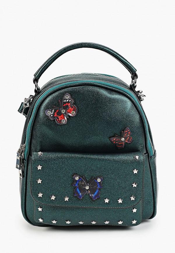 женский рюкзак aaquamarina, зеленый