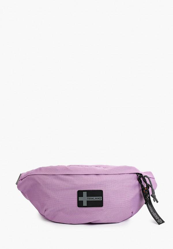 женская поясные сумка trailhead, фиолетовая