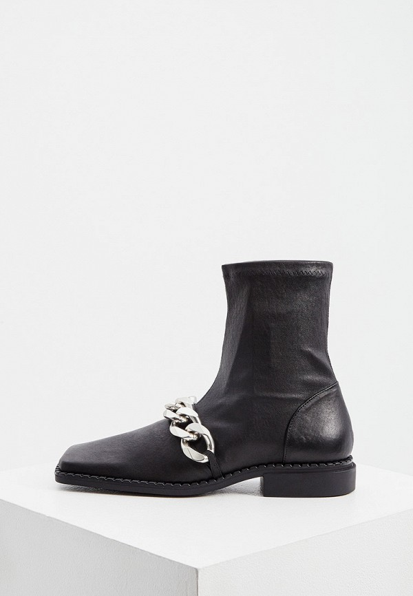 женские высокие ботинки vic matie, черные