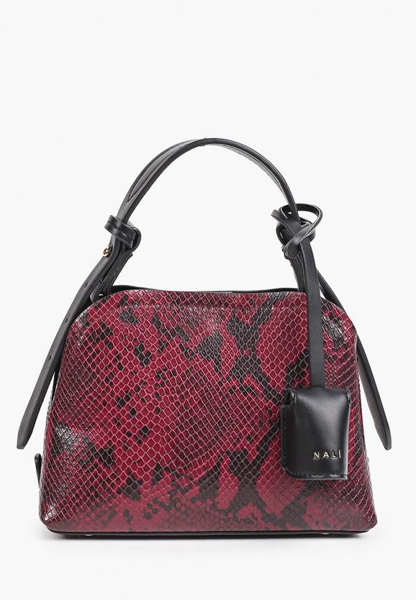 женская сумка с ручками nali, разноцветная