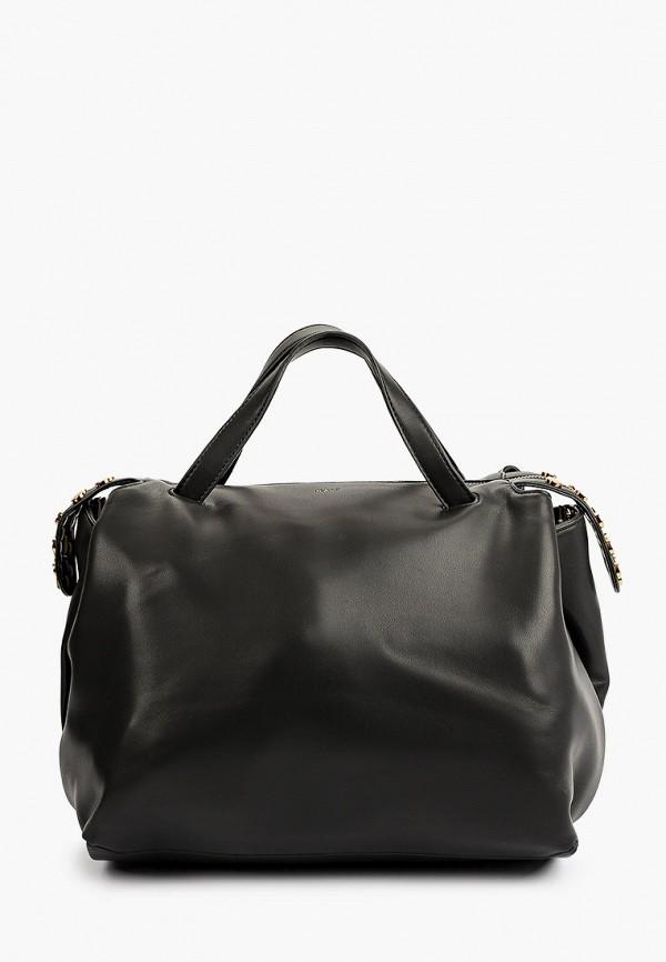 женская сумка с ручками nali, черная