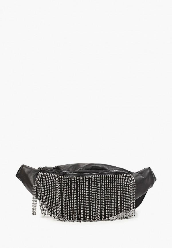 женская поясные сумка nali, черная