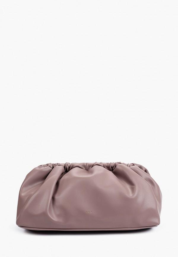 женская сумка через плечо nali, фиолетовая