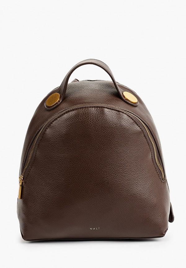 женский рюкзак nali, коричневый