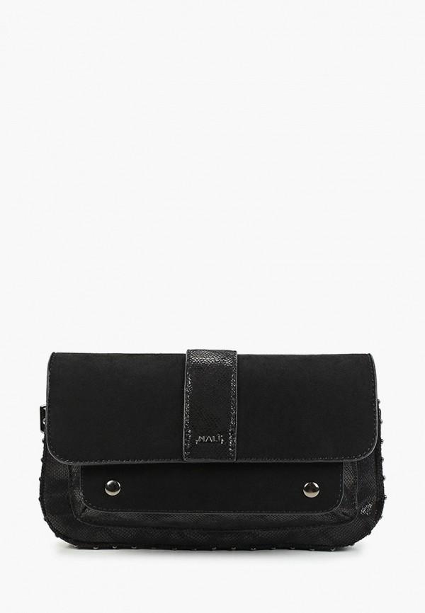 женская сумка через плечо nali, черная
