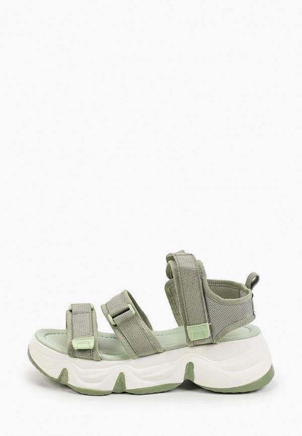 женские сандалии diora.rim, зеленые