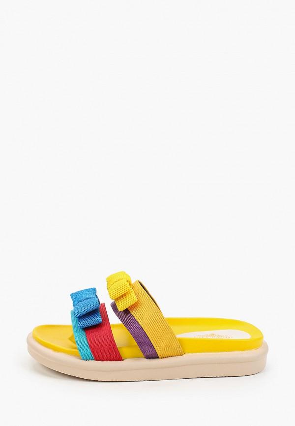 женское сабо diora.rim, разноцветное