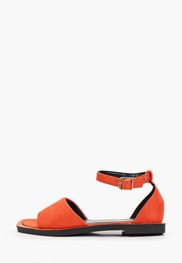 женские сандалии diora.rim, оранжевые