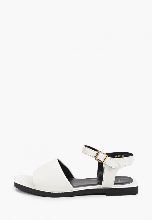 женские сандалии diora.rim, белые