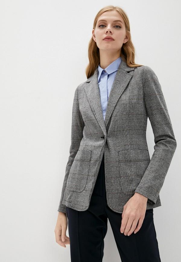 женский жакет pennyblack, серый