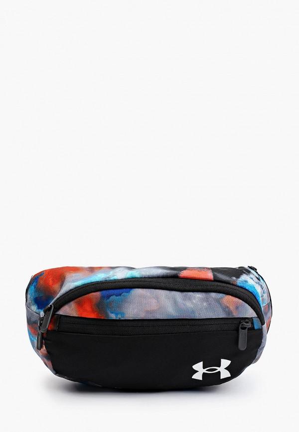 женская поясные сумка under armour, разноцветная