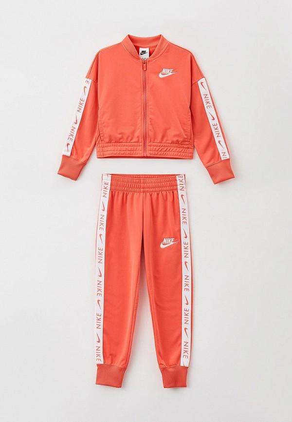 спортивный костюм nike для девочки