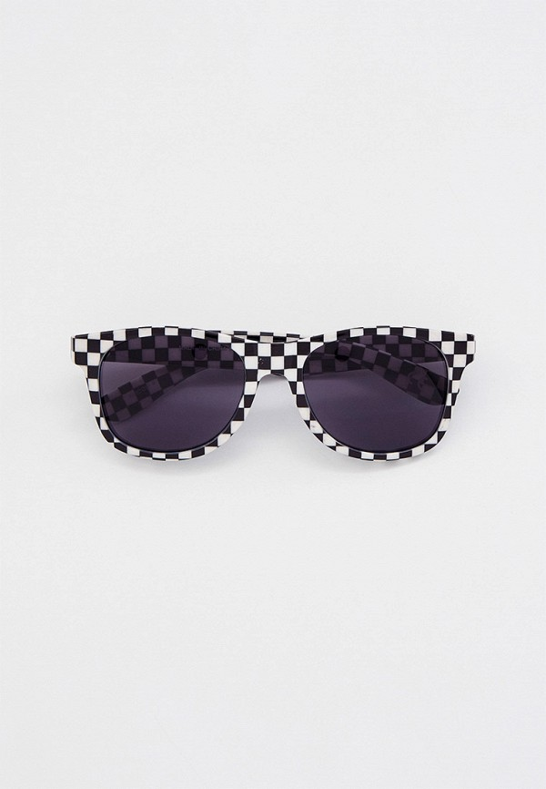 мужские круглые солнцезащитные очки vans, разноцветные