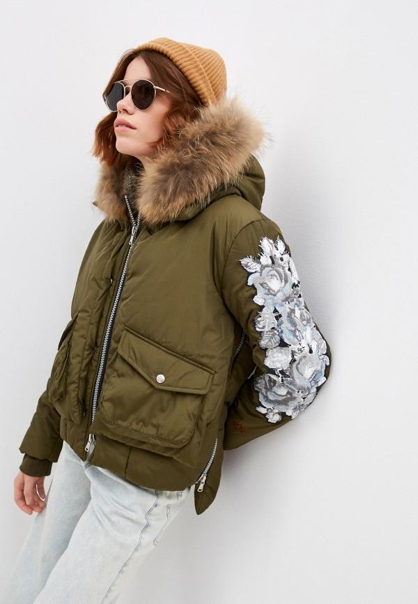 Куртка утепленная Canadian RTLAAM688701INML